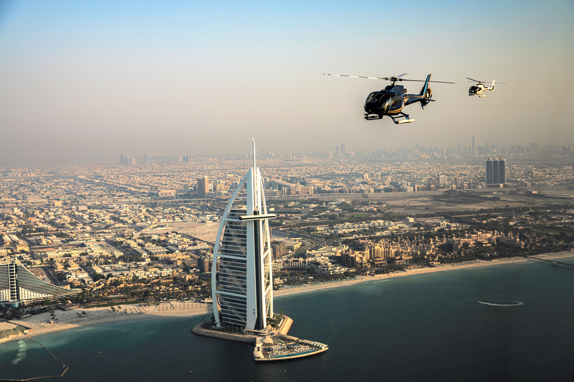 Avvenice - Falcon Helitours Exclusive Helicopter Tour - Private Jet - Dubai - Luxury - Atlantis The Palm Dubai Top - Burj Khalifa - Burj Al Arab