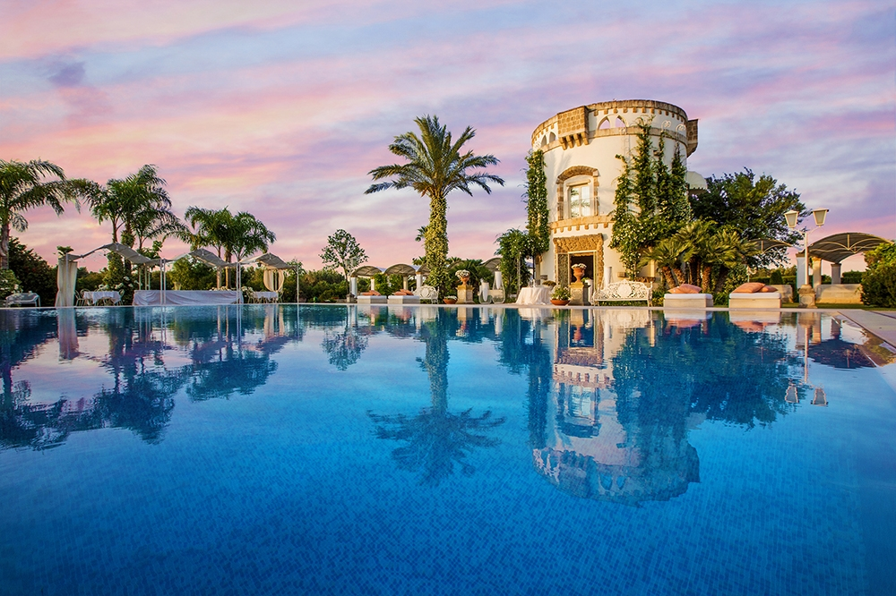 Sangiorgio Resort & Spa - Hospitality, Nature, Relaxation - Wellness Puglia