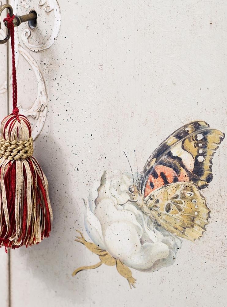 Porte Italia Interiors - Luxury Handmade in Italy Furniture - Painted Interior Arts