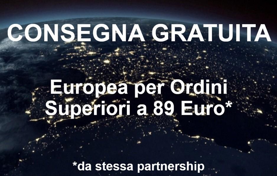 Consegna Gratuita Europea - Avvenice
