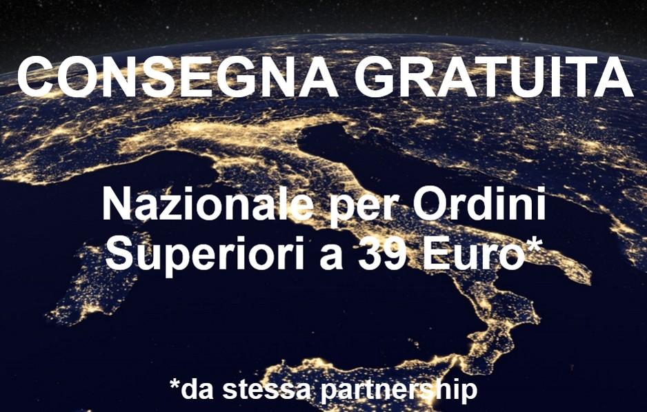 Consegna Gratuita Nazionale Italia - Avvenice