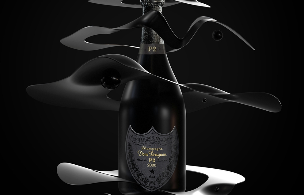 Dom Pérignon- Champagne Vintage - Top - Luxury - Wine - Official