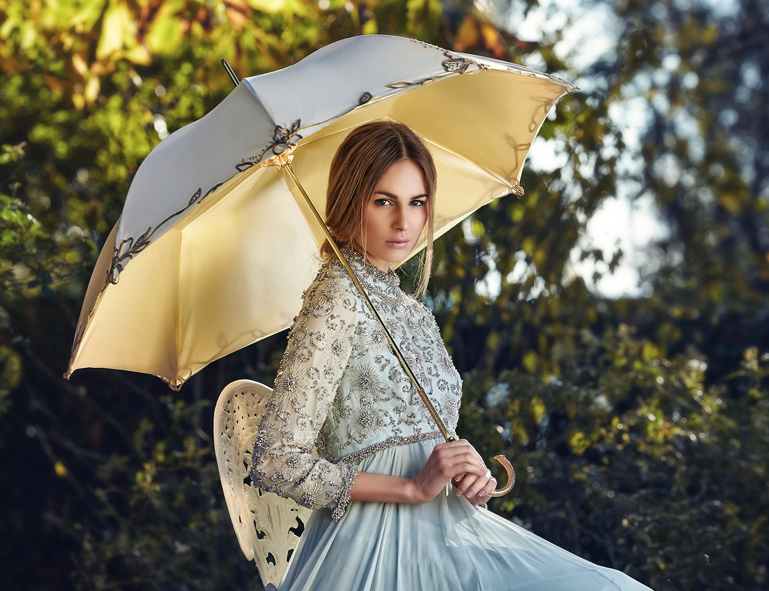Luxury Artisan Umbrellas, Handmade in Italy since 1956