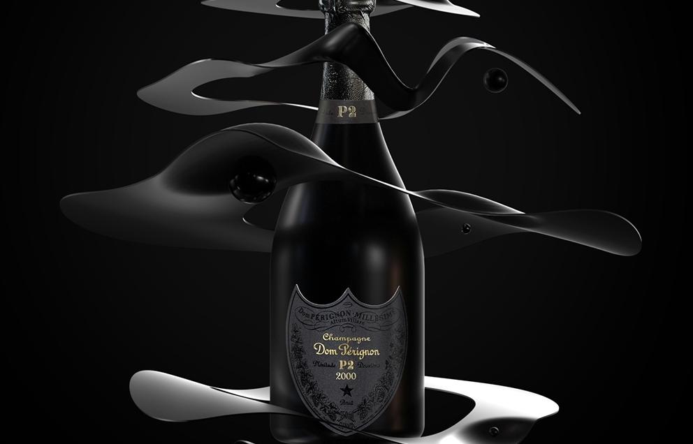 Dom Pérignon- Champagne Vintage - Top - Luxury - Wine - Official