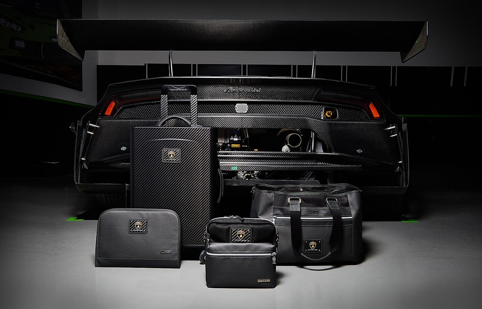 TecknoMonster - Lamborghini - Bags - Luggages - Accessories - Carbon Fiber - Luxury