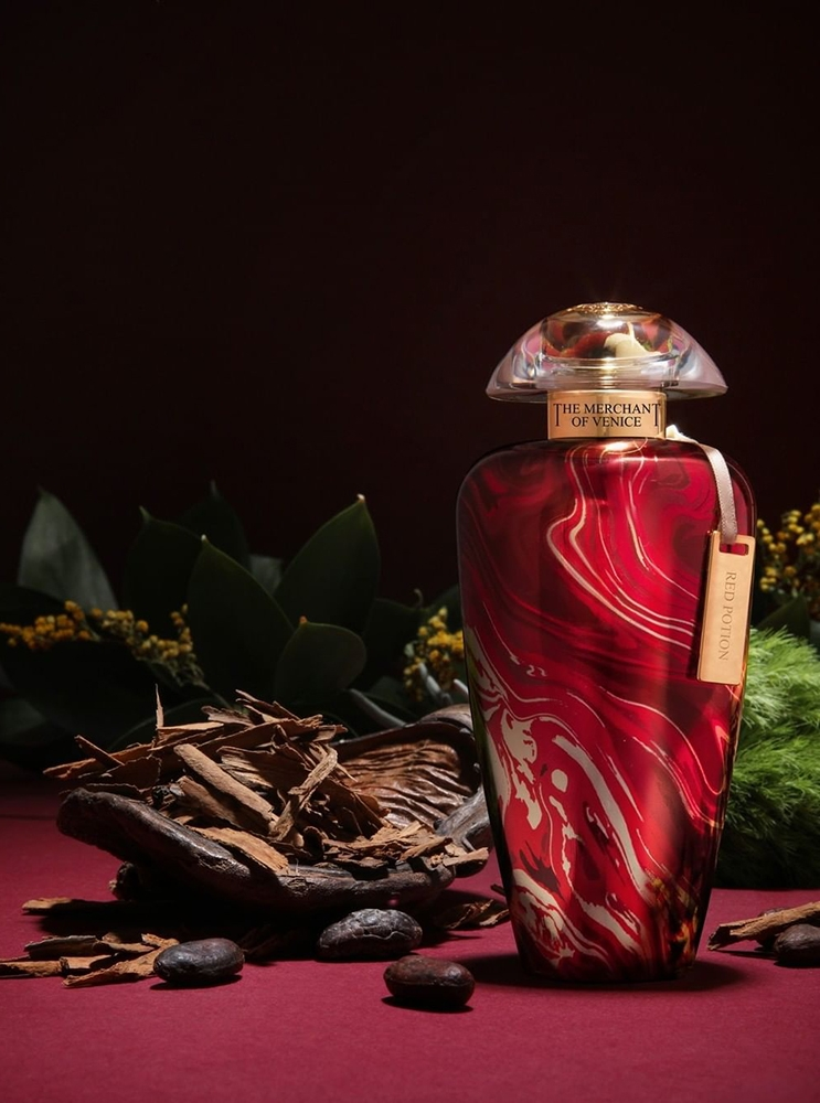 The Merchant of Venice - The Venetian Perfuming Art - Luxury Fragrances