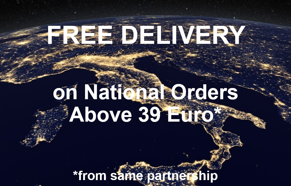 Free Delivery National Italy - Avvenice