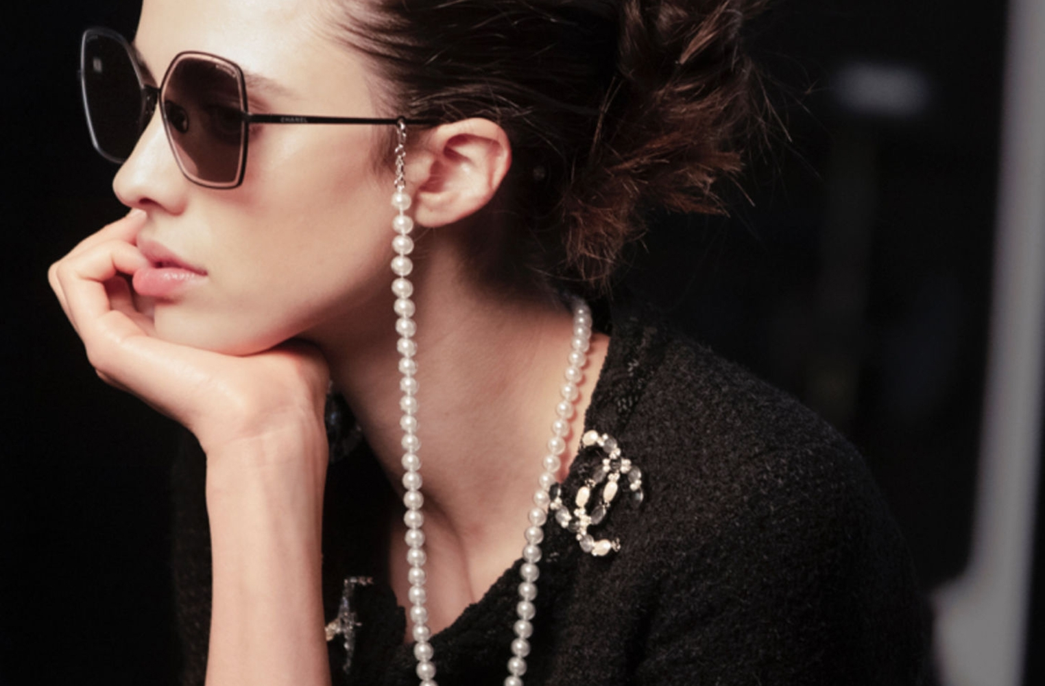Chanel New Collection - Chanel Sunglasses - Chanel Eyewear - New Collection