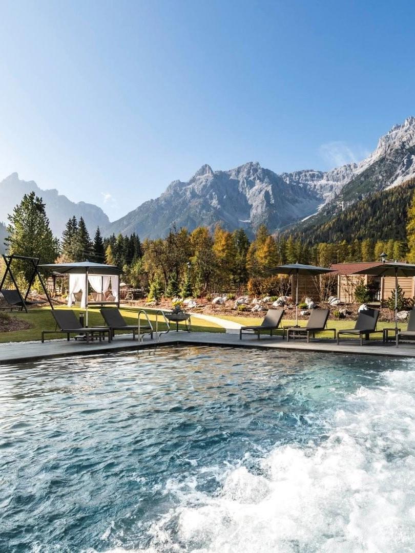 Bad Moos - Dolomites Spa Resort - Sesto - Sexten - Trentino Alto Adige